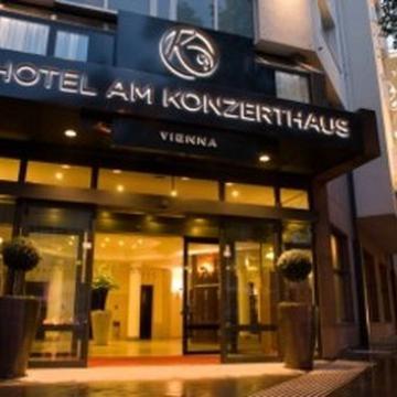 Vienne  - HOTEL AM KONZERTHAUS ...