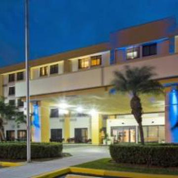 Miami (florida) - Holiday inn express hotel   suites miami hialeah  miami lakes 3*
