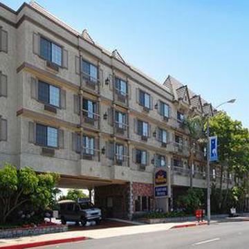Los Angeles (California)  - BEST WESTERN AIRPARK HOTEL 2*
