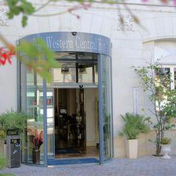 Tours - Best western central hotel 3*