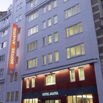 Vienne  - AUSTRIA TREND HOTEL ANATOL 4*