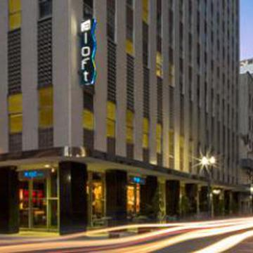 New Orleans (louisiana) - Aloft new orleans downtown 3*