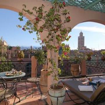 Marrakech  - RIAD CATALINA 4*