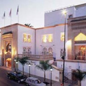 Rabat  - LA TOUR HASSAN 5*
